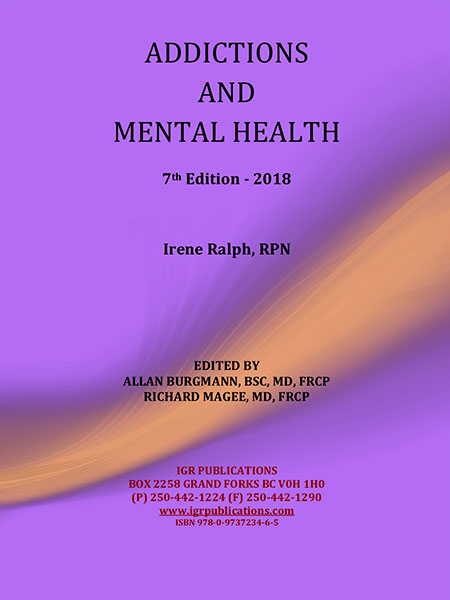 Addictions and Mental Health Cover