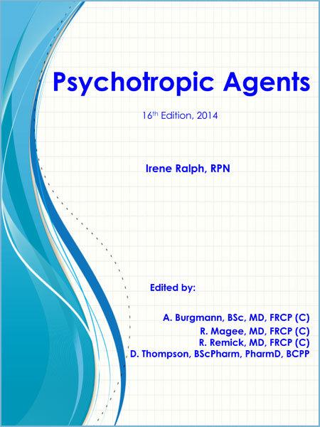 Psychotropic Agents Cover